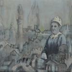 Mrs Mason looked at London