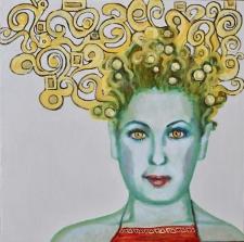 Thinking about Klimt